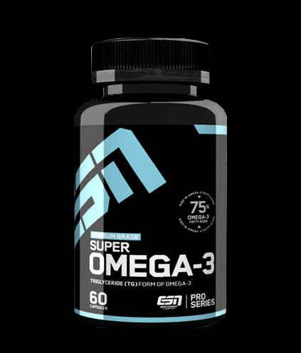 ESN Super Omega-3 (60caps)