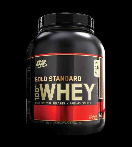 Optimum Nutrition 100% Whey Gold Standard (2300g Dose)