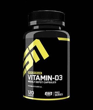 ESN Vitamin-D3 (120caps)