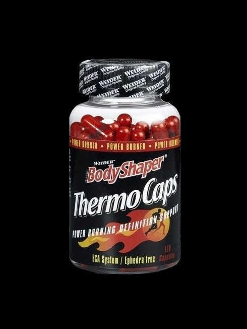 Weider BodyShaper Thermo Caps (120 Caps)