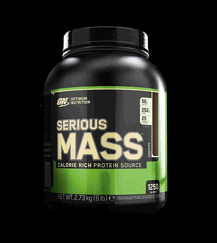 Optimum Nutrition Serious Mass (2722g Dose)