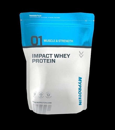 Myprotein Impact Whey Protein (1000g Beutel)