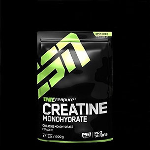 ESN Ultra Pure Creatine Monohydrate (500g)