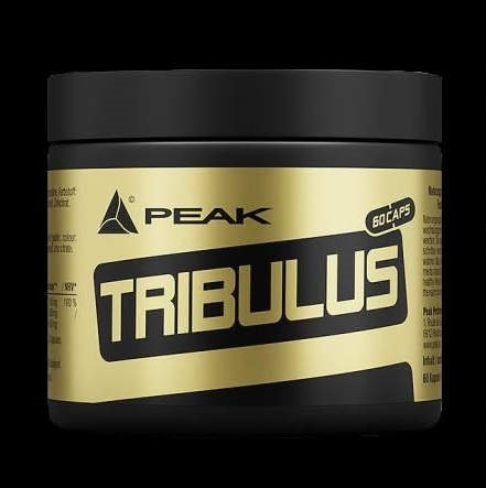 PEAK Tribulus Terrestris - 60 Kapseln