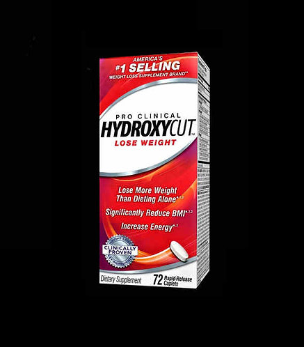 Muscletech Hydroxycut Pro Clinical (72)