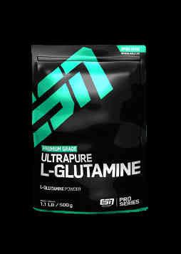 ESN Ultra Pure L-GLutamine (500g Beutel)