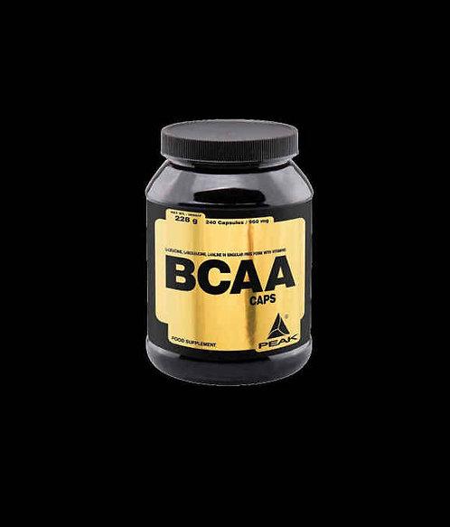 PEAK BCAA Caps - 240 Kapseln