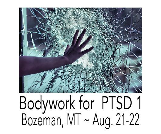 Bodywork for PTSD 1