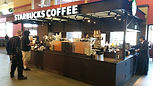 Sault Ste. Marie starbucks coffee shop