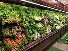 fresh produce selection