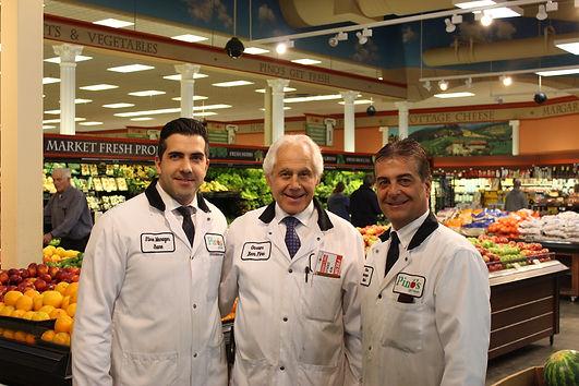 Ben Pino, Mark Bellini, Shane Bellini - Supermarket