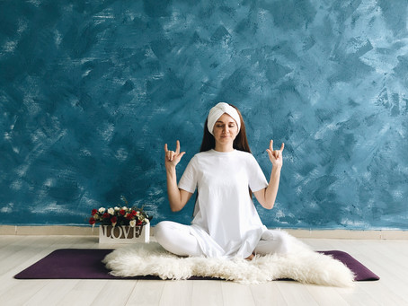 Мудра любви. Медитация для любви