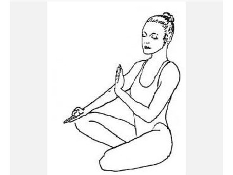 Медитация «Щит сердца» (Сат Нараян)