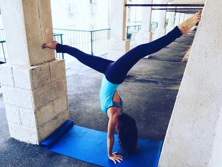 Немножко личного или рефлексия на тему йоги
