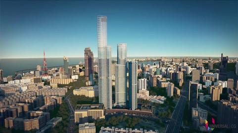 Lodha World Towers