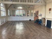 Mortlake Dojo Interior.jpg