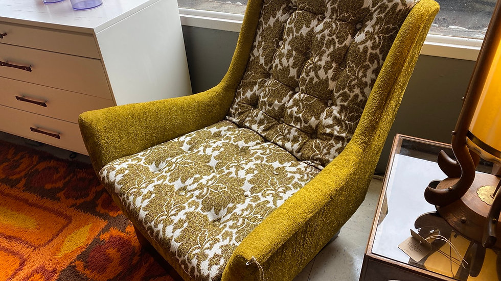 Adrian Pearsall 'Strictly Spanish' Armchair