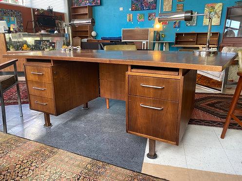 1950s Jens Risom Executive Desk
