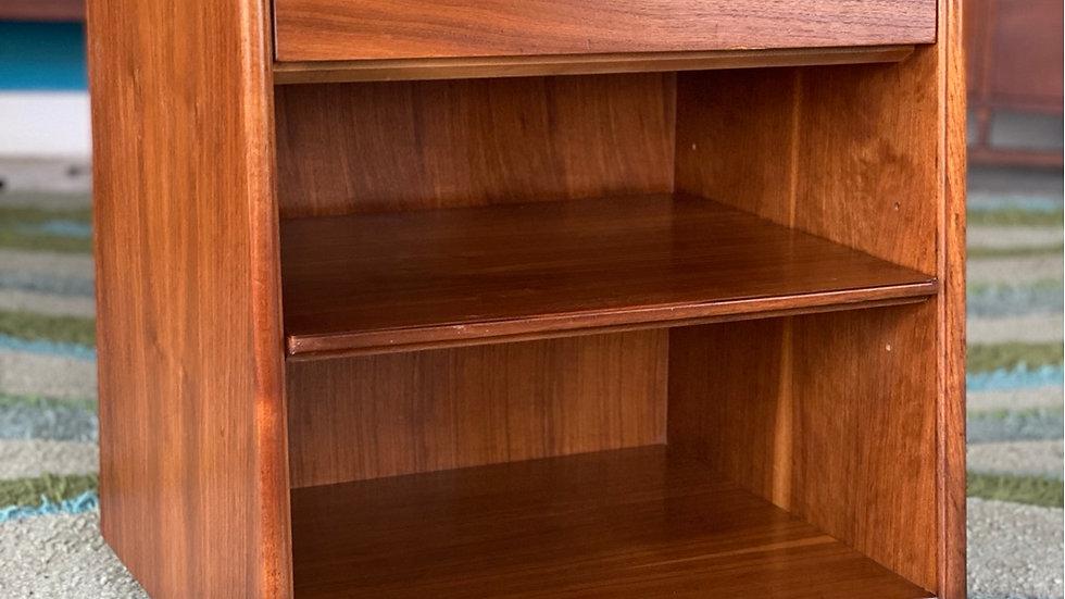 '60s Kipp Stewart for Drexel, rare nightstand