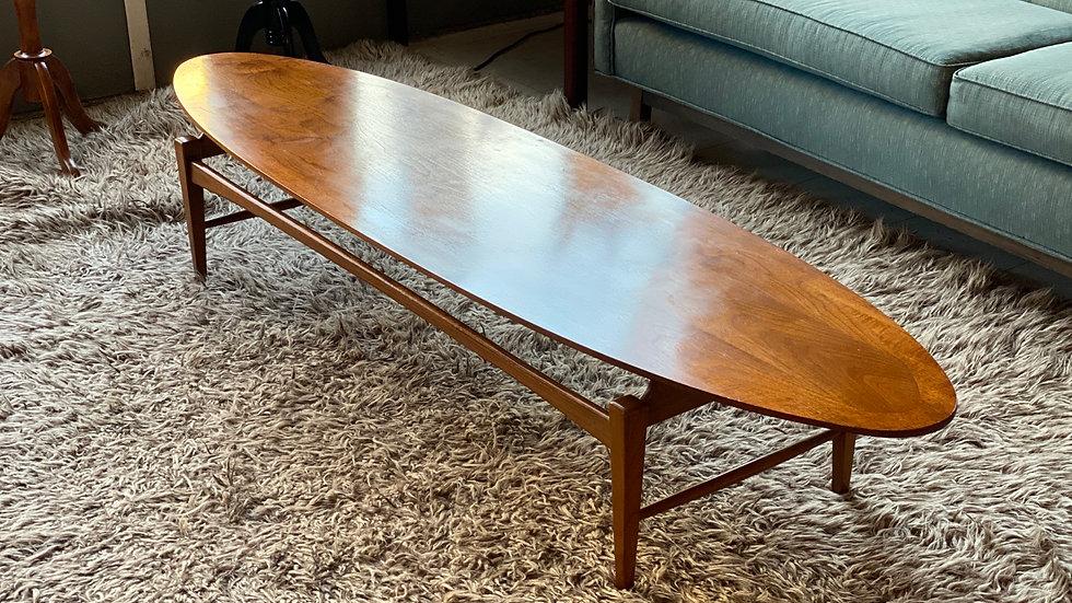 Lane Altavista surfboard coffee table