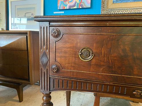 Antique American Hallway Desk