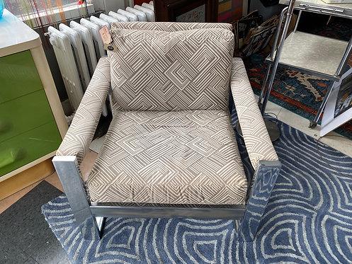 Milo Baughman Tank Chair for Thayer Coggin