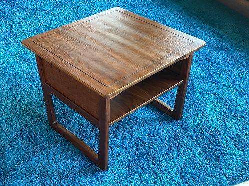 1960s Walnut Side tables