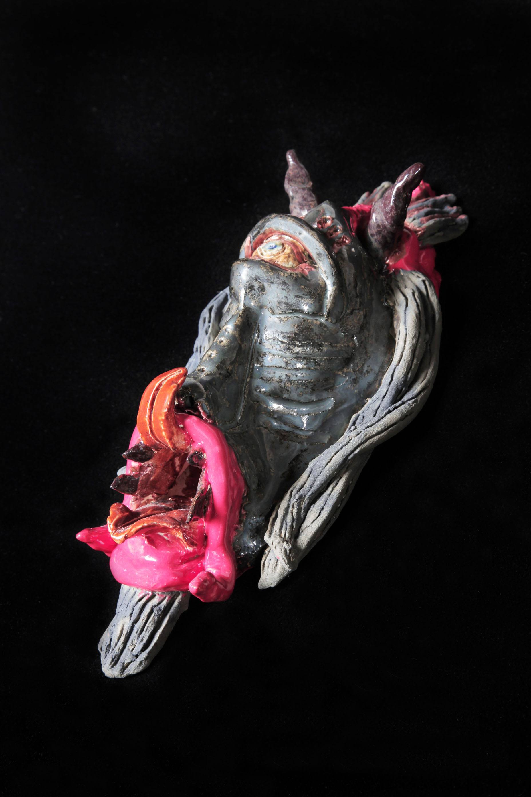 """Leo Guardian of Homes- Demon Eater"""