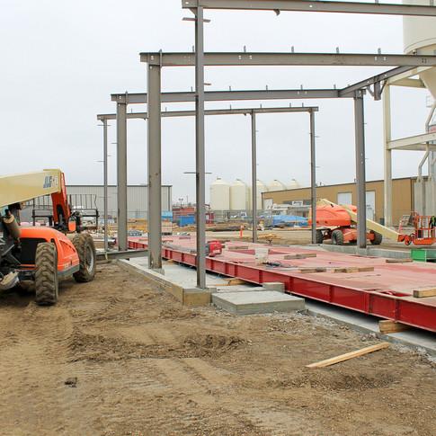 Truck Scale Building Parrheim Foods.JPG