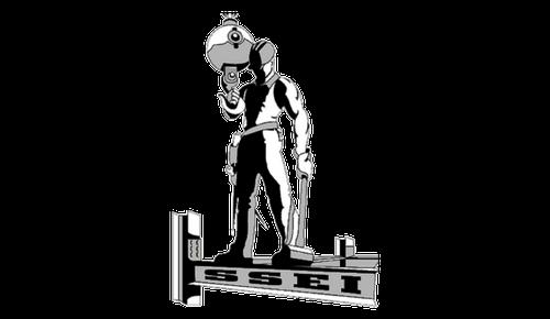 Ironworker logo Stratus Steel Erectors