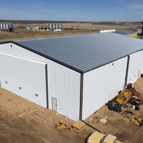 2015 Metal Building Package Farm Shop Ex