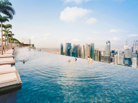 20 MOST AMAZING POOLS IN THE WORLD