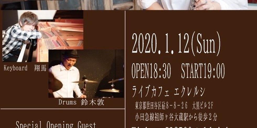 「7つの表情のフルート」レコ発記念コンサート東京編