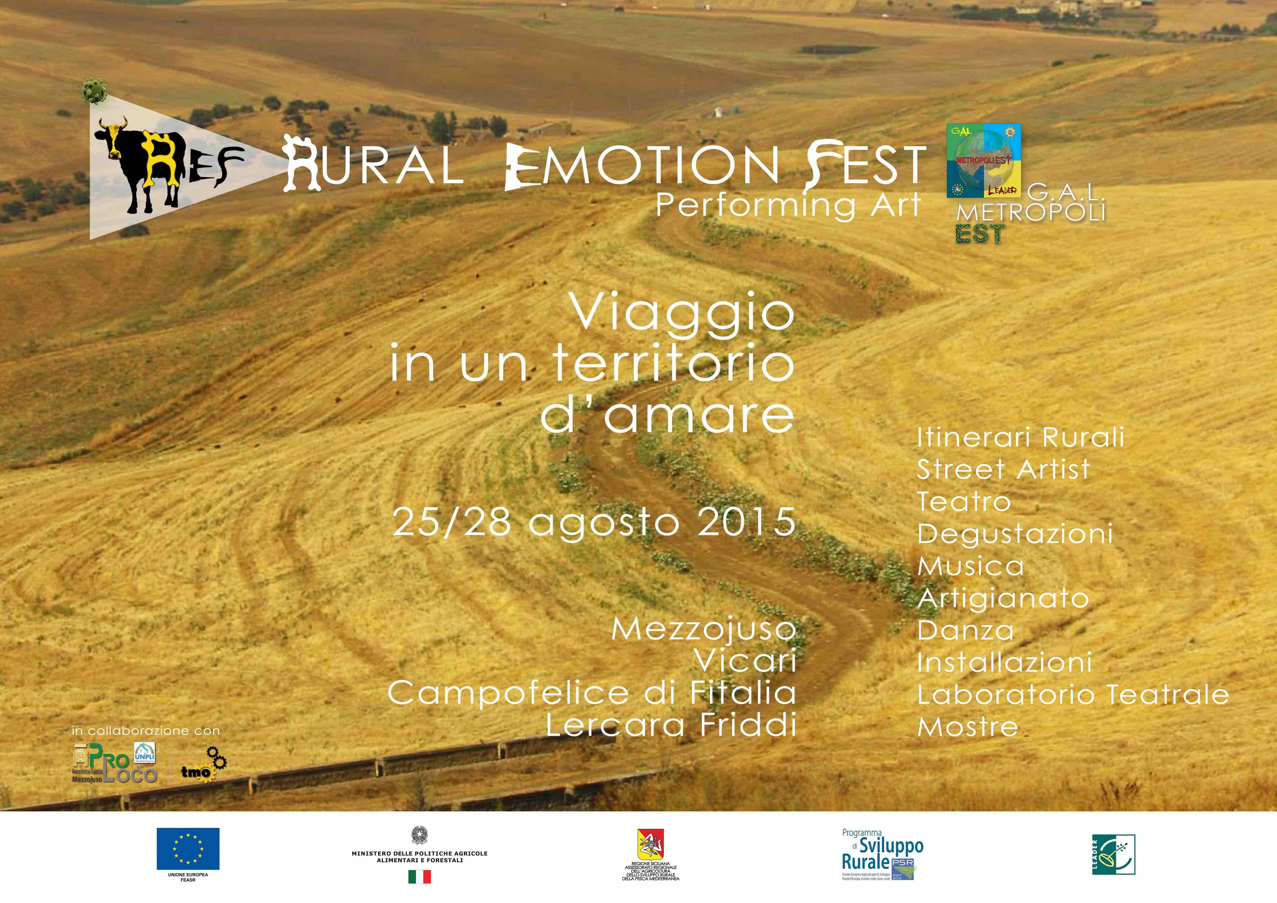 R.E.F. Rural Emotion Fest