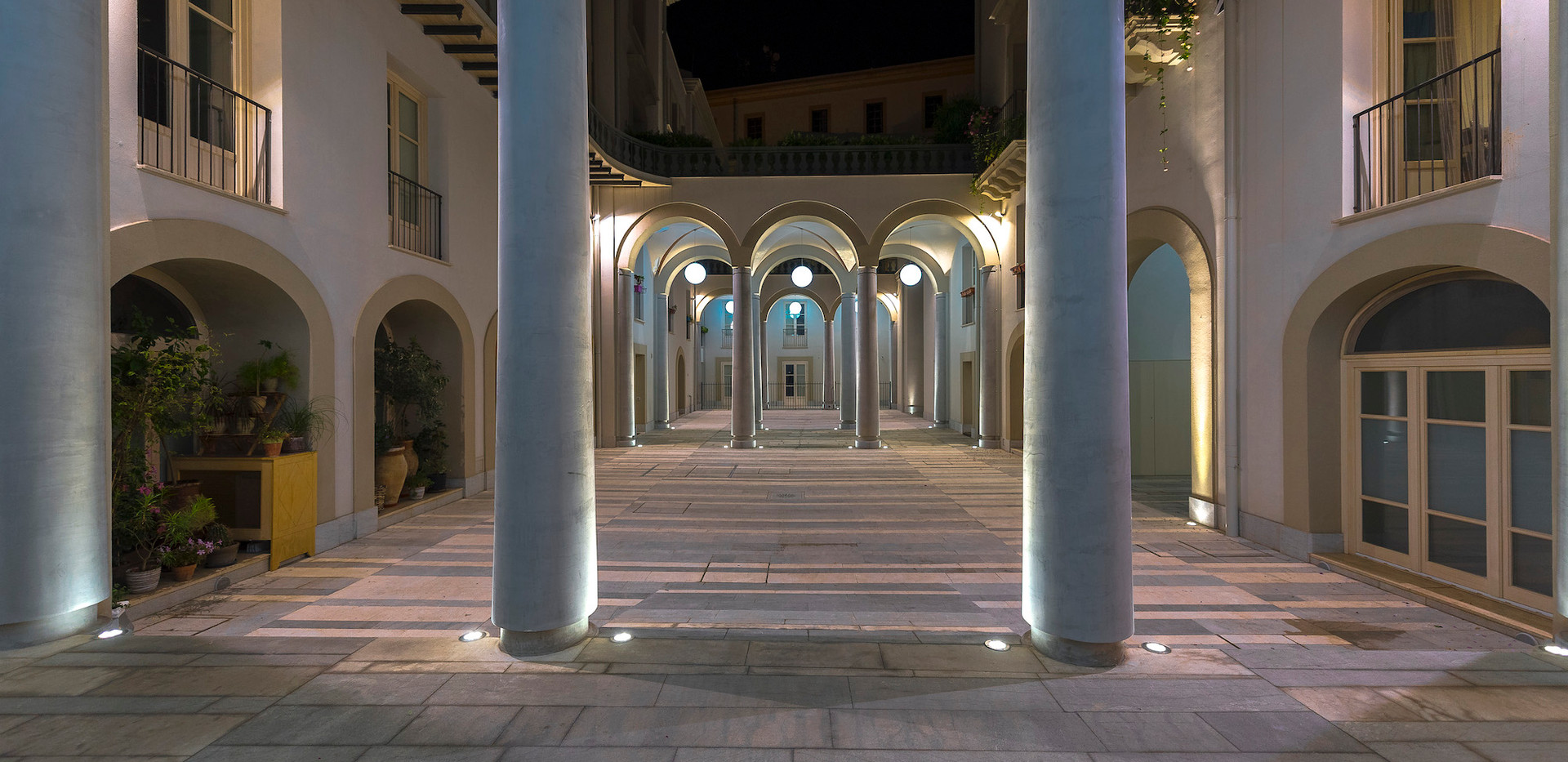 Palazzo Tomasi di Lampedusa