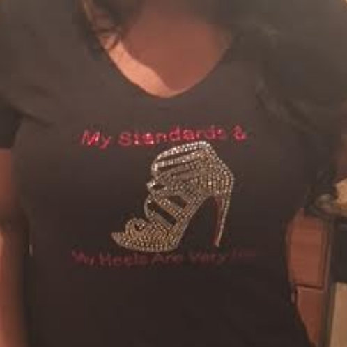 My Standards and My Heels are High