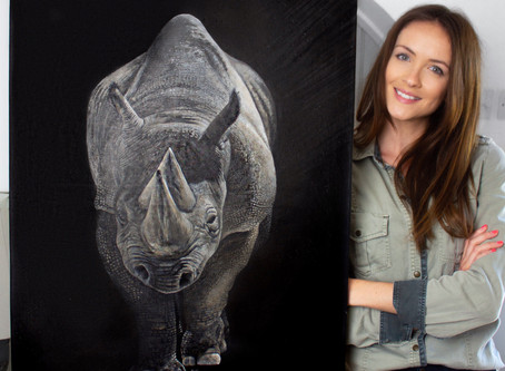 Rhinoceros Prints Available NOW!