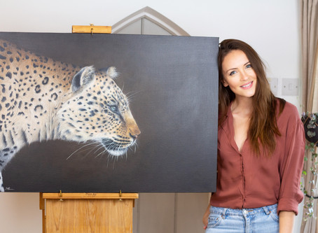 Saying Goodbye to the Leopard...