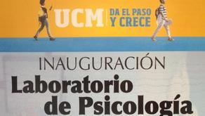 Inauguración Laboratorio de Psicología