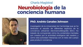 Clase magistral sobre Neurobiología de la Consciencia humana