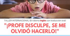 Seminario Memoria Prospectiva en los niños