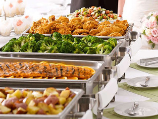 Buffet vs. Plated Dinner - 10 Things to Consider For Your Wedding
