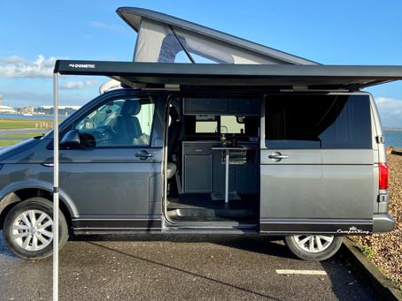 UK Campervan Travel in 2021
