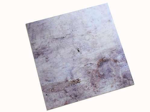 Fondo reversible  Cemento/Mármol Blanco