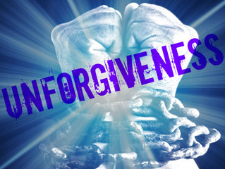The Danger of Unforgiveness