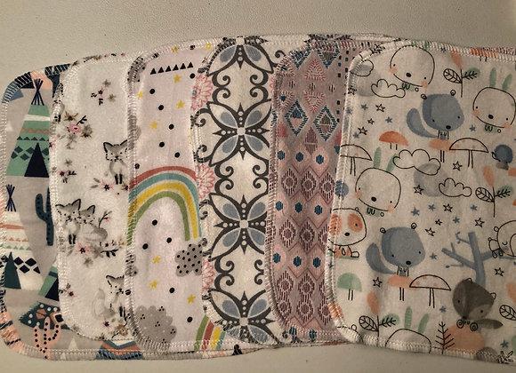 Water Color Washcloth Set