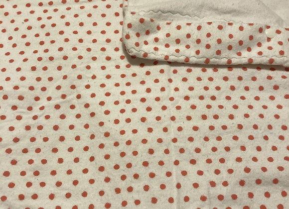 Pink Dots Pack and Play Sheet