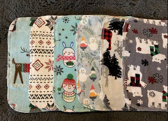Winter Wonderland Washcloth Set