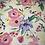 Thumbnail: Watercolor Floral Crib Sheet