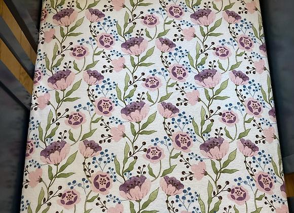 Blossom Crib Sheet